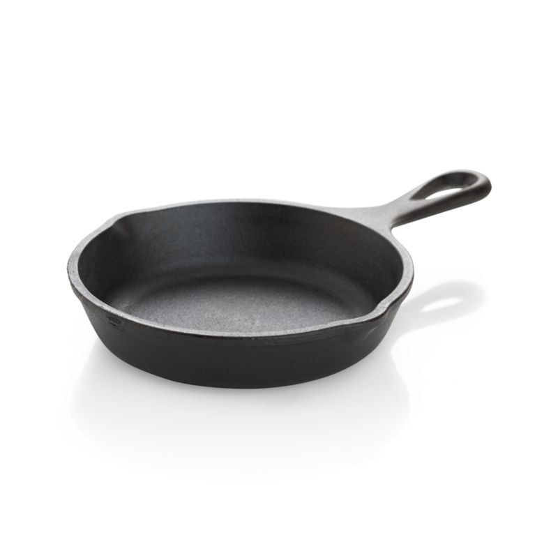 "Lodge ® Cast-Iron 5"" Mini Skillet 