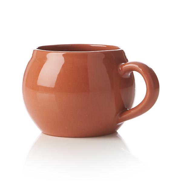 Lodge Brick Brown Mug