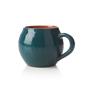 Lodge Teal Mug