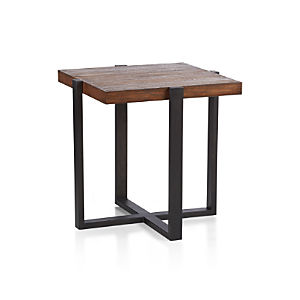 Lodge Side Table