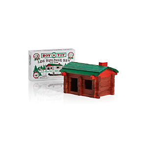 Log Building Set