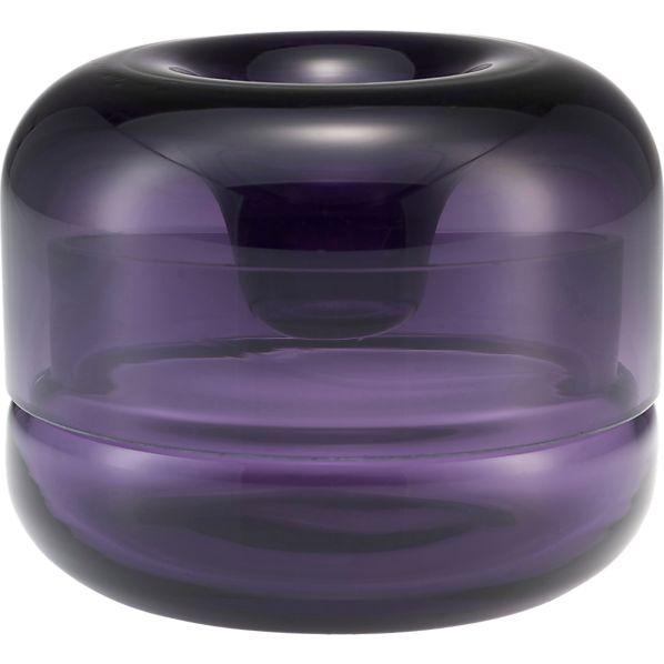 Marimekko Loistava Lilac Candleholder