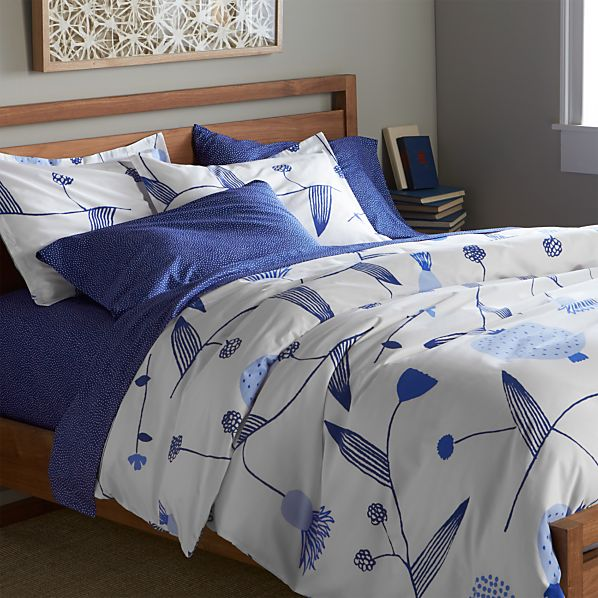 Marimekko Lompolo Duvet Covers and Pillow Shams