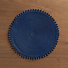 Loopdedoo Navy Placemat.