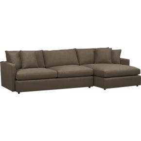 Lounge 2-Piece Sectional Sofa