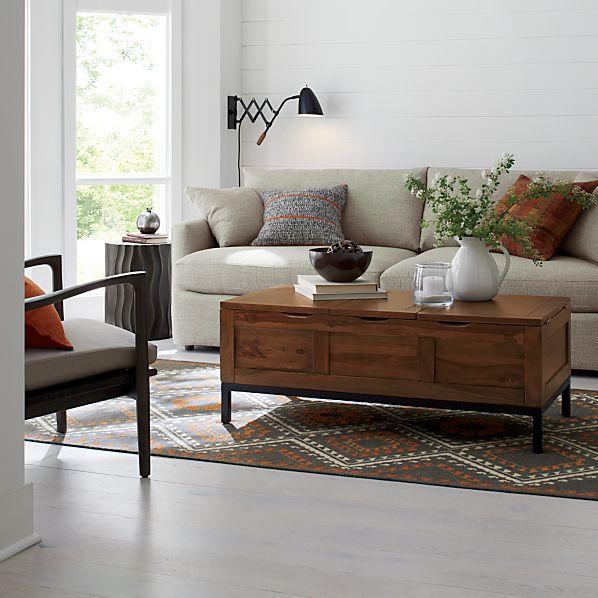 lounge ii 83 sofa crate and barrel