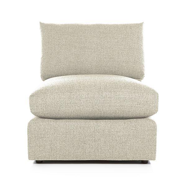 "Lounge II Armless Sectional 32"" Chair"
