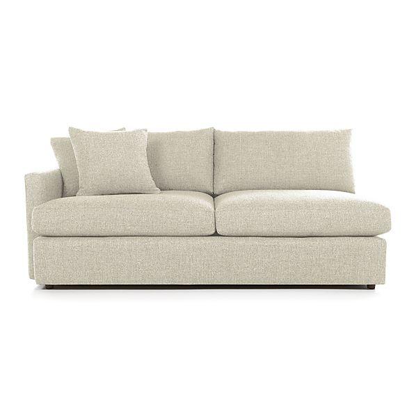 Lounge II Left Arm Sectional Sofa