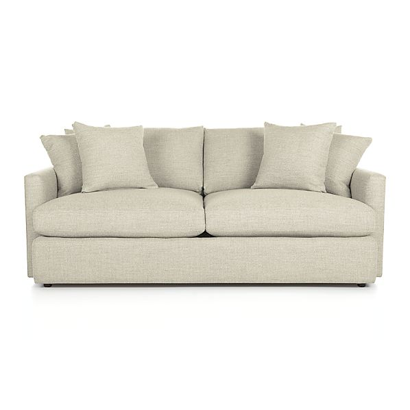 "Lounge II 83"" Sofa - Cement"