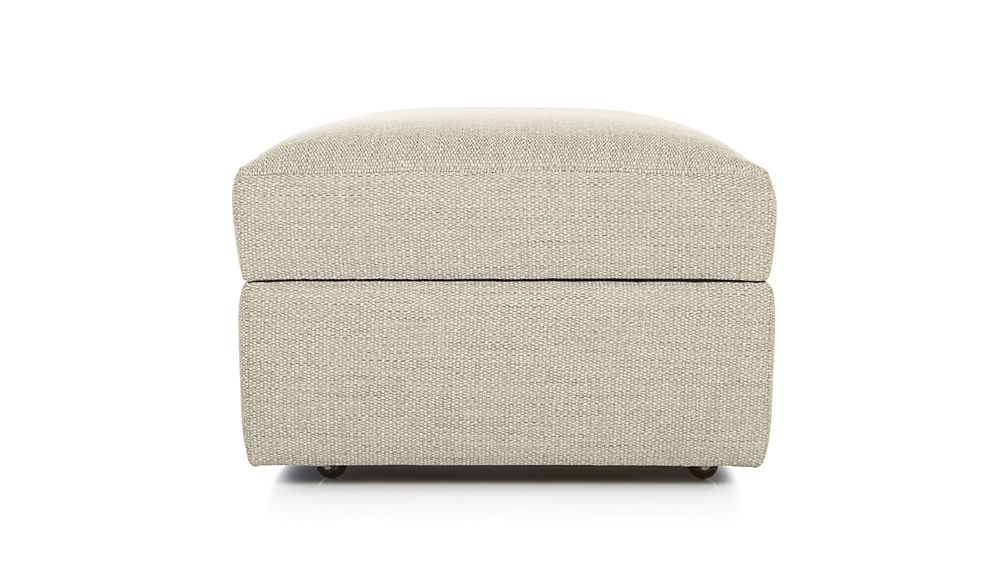 Lounge II Storage Ottoman with Casters