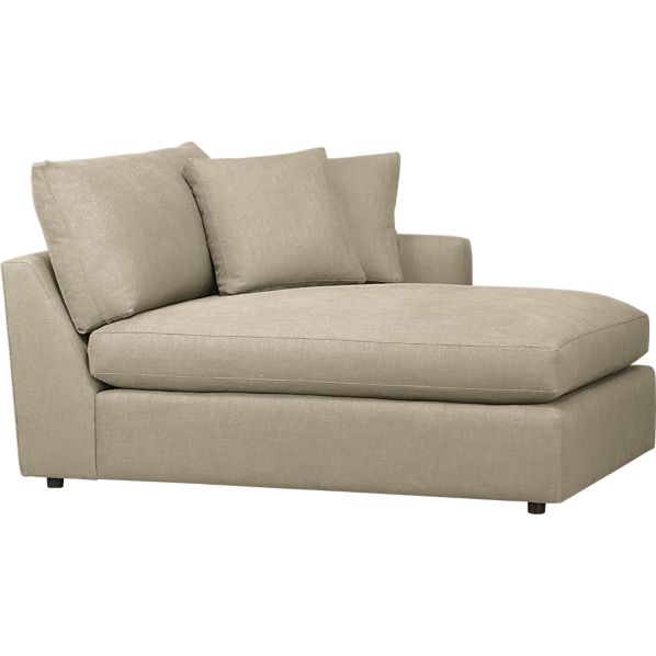 Sectional with chaise lounge for Arm chaise lounge