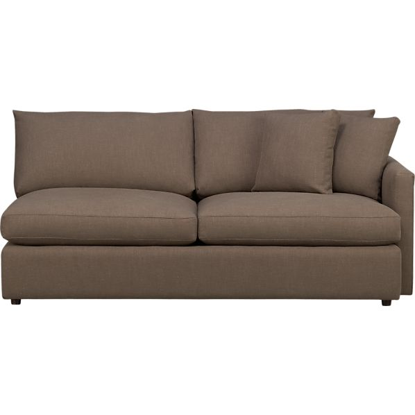 Lounge Right Arm Sectional Sofa