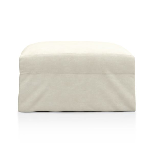 "Slipcover Only for Lounge 32"" Ottoman"