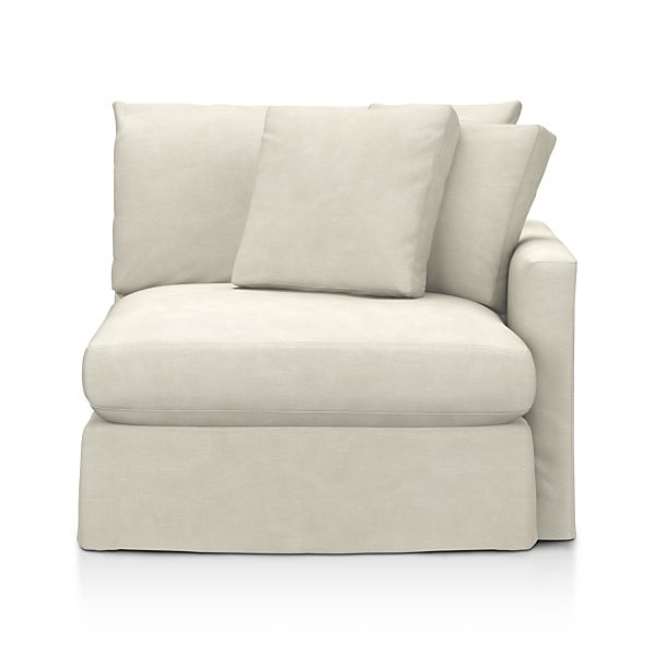 Slipcover Only for Lounge Right Arm Sectional Chair