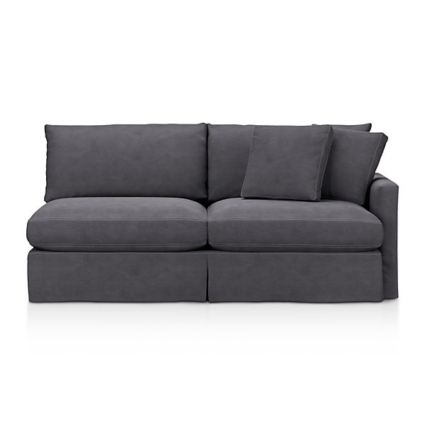 Slipcover Only for Lounge Right Arm Sectional Sofa