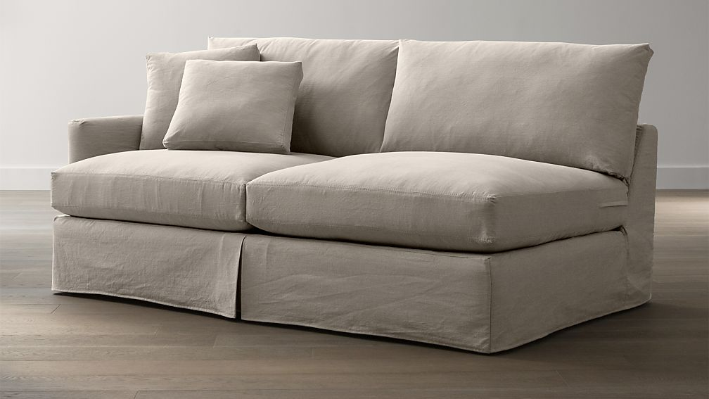 Slipcover Only for Lounge Left Arm Sofa