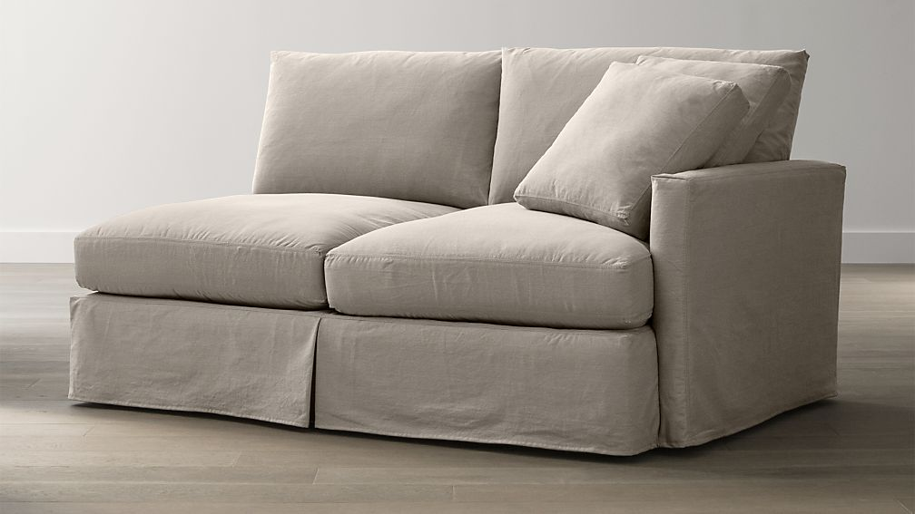 Slipcover Only for Lounge Right Arm Apartment Sofa