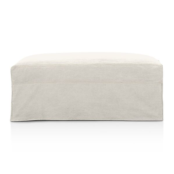Slipcover Only for Lounge Storage Ottoman
