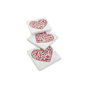 Love Paper Beverage Napkins Set of Twenty