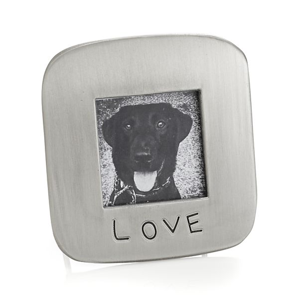 "Love 1.75"" Square Frame"