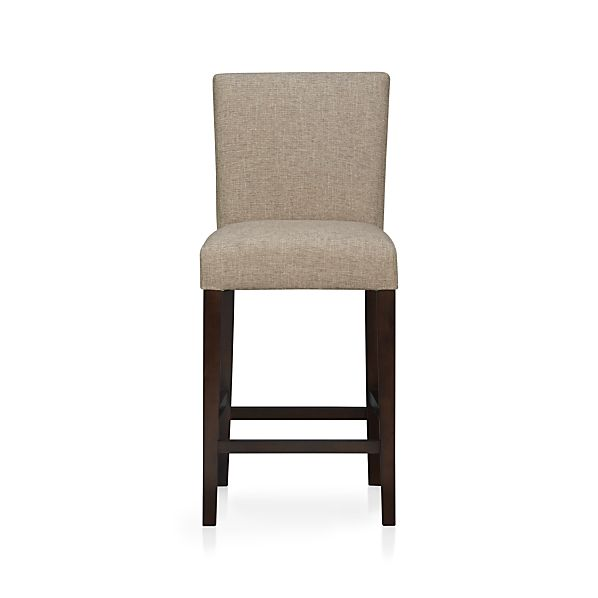 "Lowe Khaki 24"" Bar Stool"