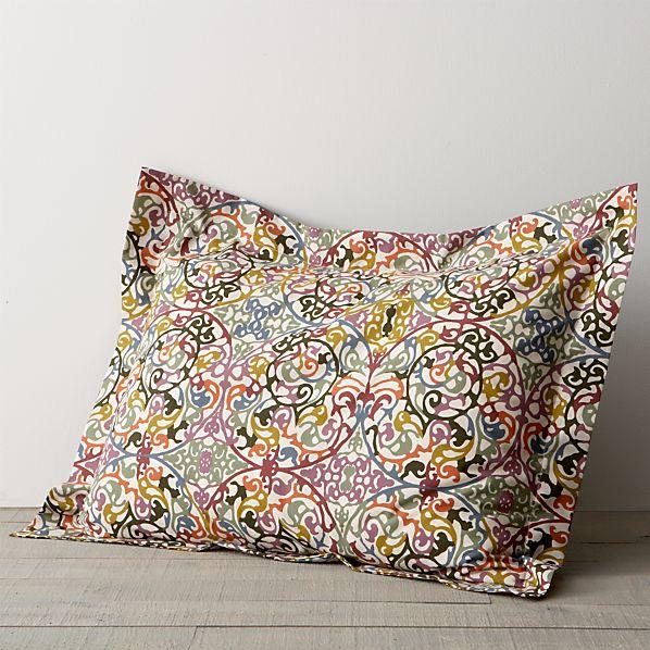 Lucia Standard Pillow Sham