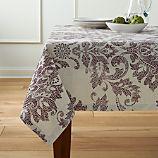 "Lucia 60""x120"" Tablecloth"
