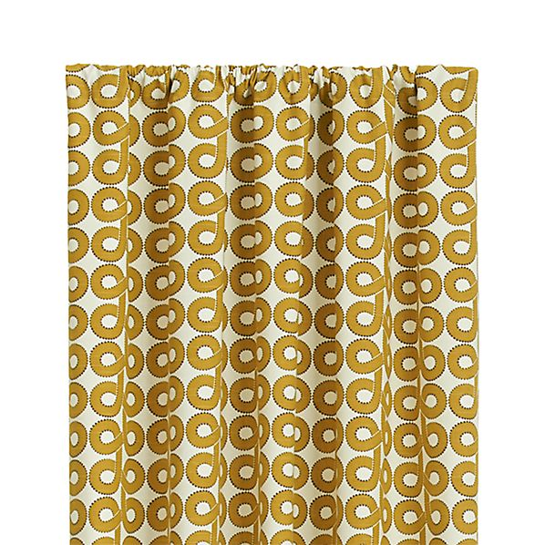 "Lulu 50""x84"" Curtain Panel"