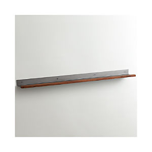 "Lumber 48"" Shelf"