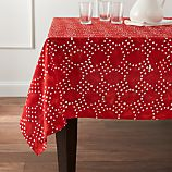 "Lumi Batik 60""x90"" Tablecloth"