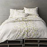 Marimekko Lumimarja Celery Full/Queen Duvet Cover