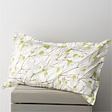 Marimekko Lumimarja Celery King Sham