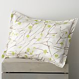 Marimekko Lumimarja Celery Standard Sham
