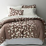 Marimekko Lumimarja Taupe Full/Queen Duvet Cover