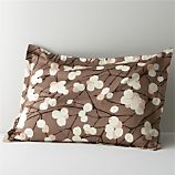 Marimekko Lumimarja Taupe Standard Sham