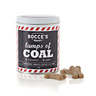 Lumps of Coal Dog Treats.