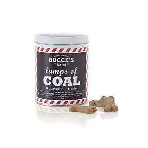 Lumps of Coal Dog Treats