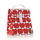 LunchSkins Apples Lunch Tote.