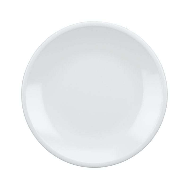 "Lunea Melamine White 8.5"" Salad Plate"