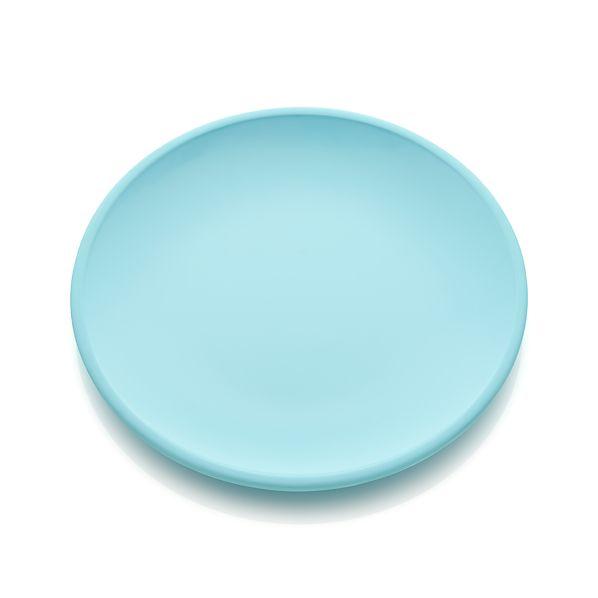 Lunea Melamine Blue Dinner Plate