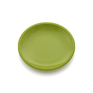 Lunea Melamine Green Appetizer Plate