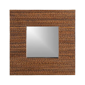 Lurik Wall Mirror