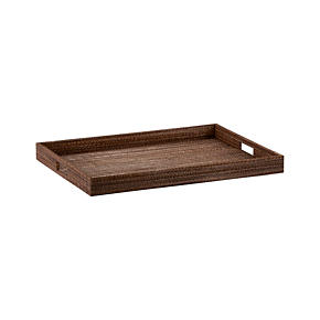 Lurik Rectangular Tray