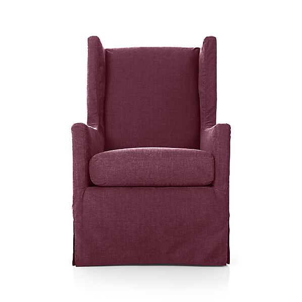 Slipcover Only for Luxe Swivel Chair or Swivel Glider