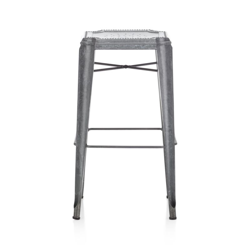 Lyle Backless Bar Stool In Bar Stools Crate And Barrel