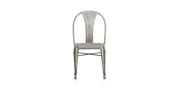 Miles Side Chair in Dining Chairs | Crate and Barrel