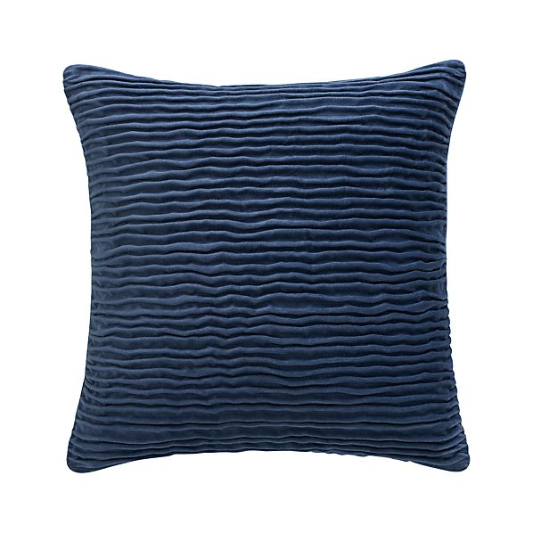 "Lyra Blue 20"" Pillow"
