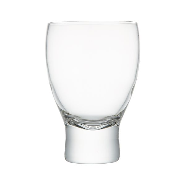 Mack Double Old-Fashioned Glass