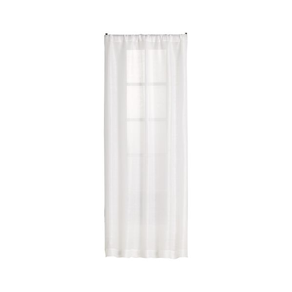 Majir Sheer 48x108 Curtain Panel