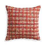 "Malla 18"" Pillow with Feather-Down Insert"